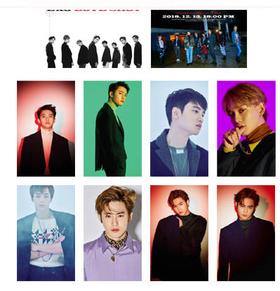 EXO LOVE SHOT Bilder