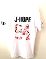 BTS Tshirt - J-HOPE at the back
