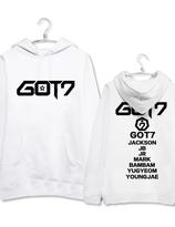 GOT7   Hoodie  -  L