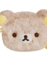 """Korilakkuma meet Chairoikoguma "" Collection - Chairoikoguma coins  case"
