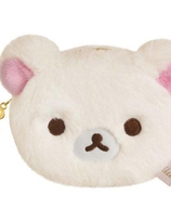 """Korilakkuma meet Chairoikoguma "" Collection -  Korilakkuma coins  case"