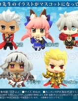 Fate/EXTELLA Color Collection blind box