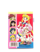 Sailor moon anteckningsblock