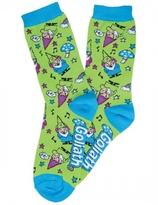DG  Gnomies Crew Socks