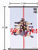 Twice  yes or yes  wallroll poster - small