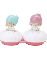Little Twins Stars contact lens case