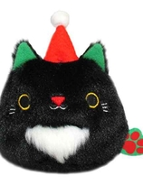 Neko Dango  Christmas  Collection plush beanie -  Santa