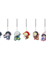 Yuri!!! on Ice Clear Rubber Strap (Blind box)