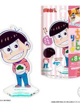 Bandai Osomatsu-san acrylic  hanger - Random pack