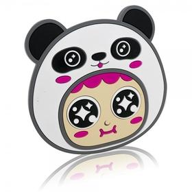 QQ Tumbler Panda Dryckesunderlägg