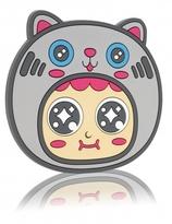 QQ Tumbler Katt Dryckesunderlägg