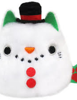 Neko Dango  Christmas  Collection plush beanie -  Snowman