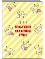2018 Pikachu B6  size Schedule Book