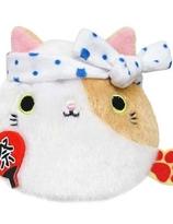 Japan Summer Festival Serie Neko-Dango Plush beanie