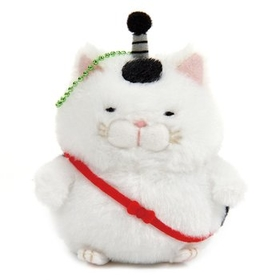 AMUSE Higemanjyu ball chain plush Samurai series