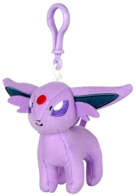 Pokemon Plush Keychains 9 cm Assortment Eeveelution