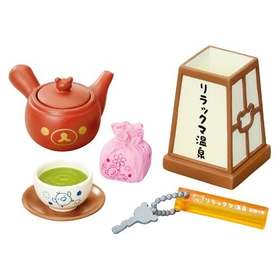 Rilakkuma Yasuragi Hot Spring series re-ment blind box