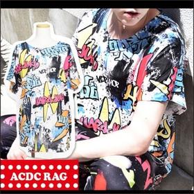 ACDC  Harajuku GRV T-shirt