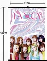 Twice  FANCY   wallroll poster - small
