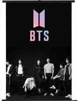 BTS  Love Yourself: Tear   Wallroll Poster -  small