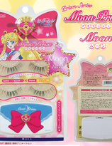 Sailor Moon Eyelashes with case