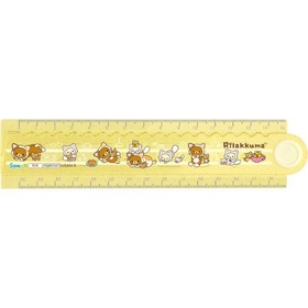 Rilakkuma Folding ruler