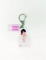 BTS  PERSONAL theme keychain  - JUNGKOOK