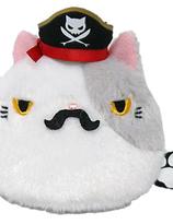 Pirate Series Neko-Dango Plush beanie