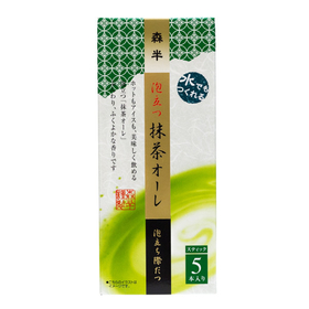Morihan Matcha Green Tea Au Lait