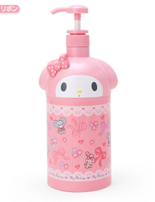 My Melody pump bottle