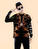 Rap Monster Acrylic  stand