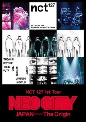 NCT 127 1st Tour 'NEO CITY: JAPAN - The Origin' (NTSC)