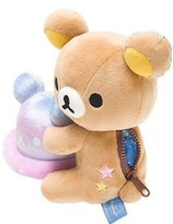 Rilakkuma plush space serie