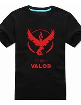 Pokemon Go Team Tshirt - VALOR