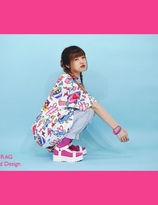 ACDC Harajuku Style Planet Tee One-Piece