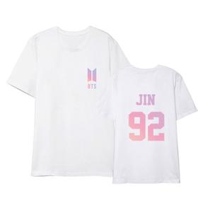 BTS JIN TSHIRT (WHITE)