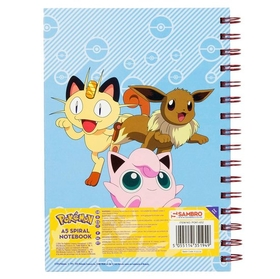 Pokemon A5 Notedbook