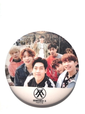 MONSTA X Badge