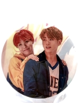BTS - J-Hope & JUNGKOOK Badge