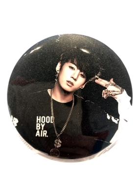 BTS-  JUNGKOOK  Badge