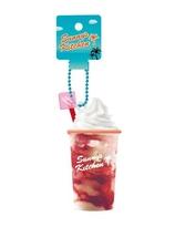 Sunny's  Kitchen Squishy - Frappuccino Strawberry