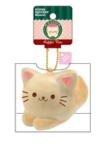 """SUPER  SQUISHY  MASCOT """"cafe SAKURA"""" Series - Sakura cat  squishy"""