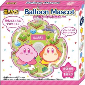 Kirby balloon mascot of the star random box