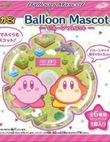 Kirby balloon mascot of the star random box