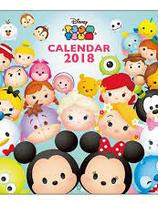 Disney Tsum Tsum Calender 2018