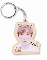 BTS Jin  nyckelring
