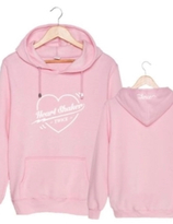 Twice Hoodie - Pink