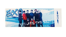EXO   banderoll