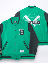 BTS Baseball Jacket
