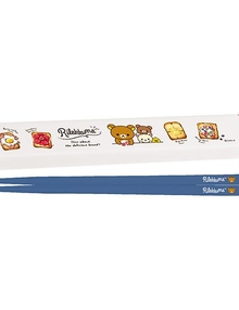 Rilakkuma   chopstick with slide case